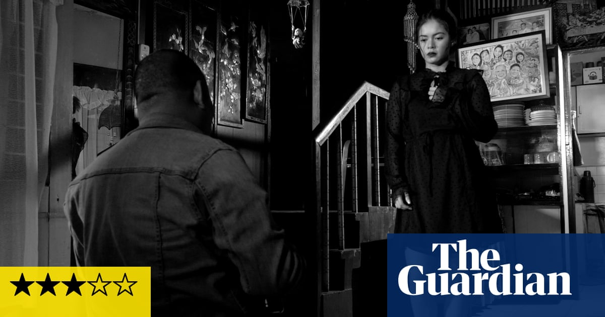 The Halt review – Lav Diaz's absurdist alt-reality fable takes shot at authoritarianism