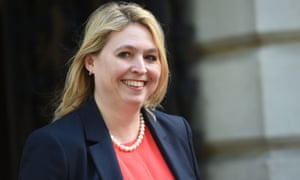 The culture secretary, Karen Bradley