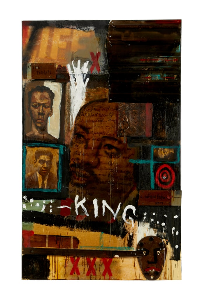 John Mellencamp on his paintings: 'They're like my songs