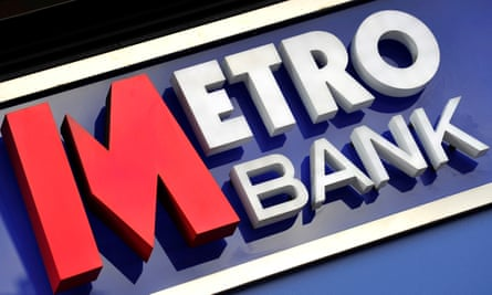 Metro Bank's shares have plunged since the blunder was revealed in January 2019.