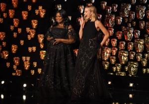 Octavia Spencer and Margot Robbie