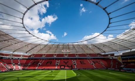 Bayer Leverkusen v Bayern Munich: Bundesliga – live!