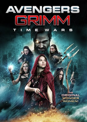 Avengers Grimm Time Wars film poster