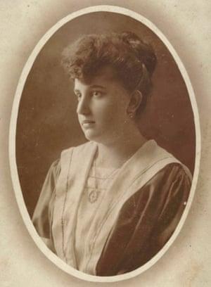 Catalina Adam mother Maria Sichermann