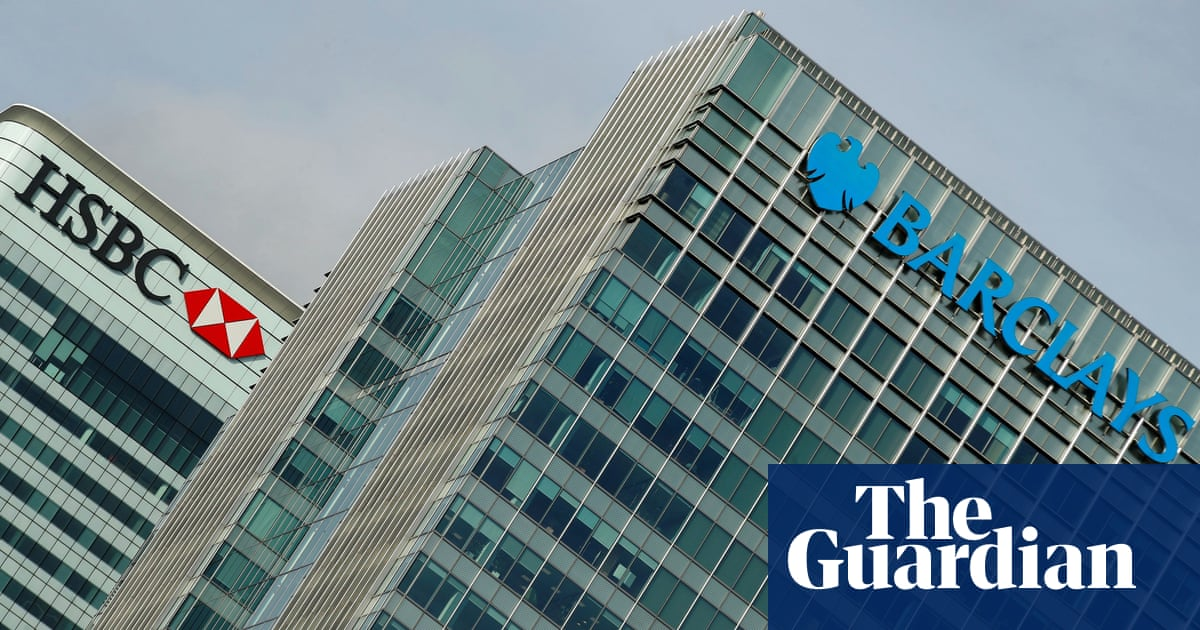 Why are UK banks making so much money and why are their taxes being cut?