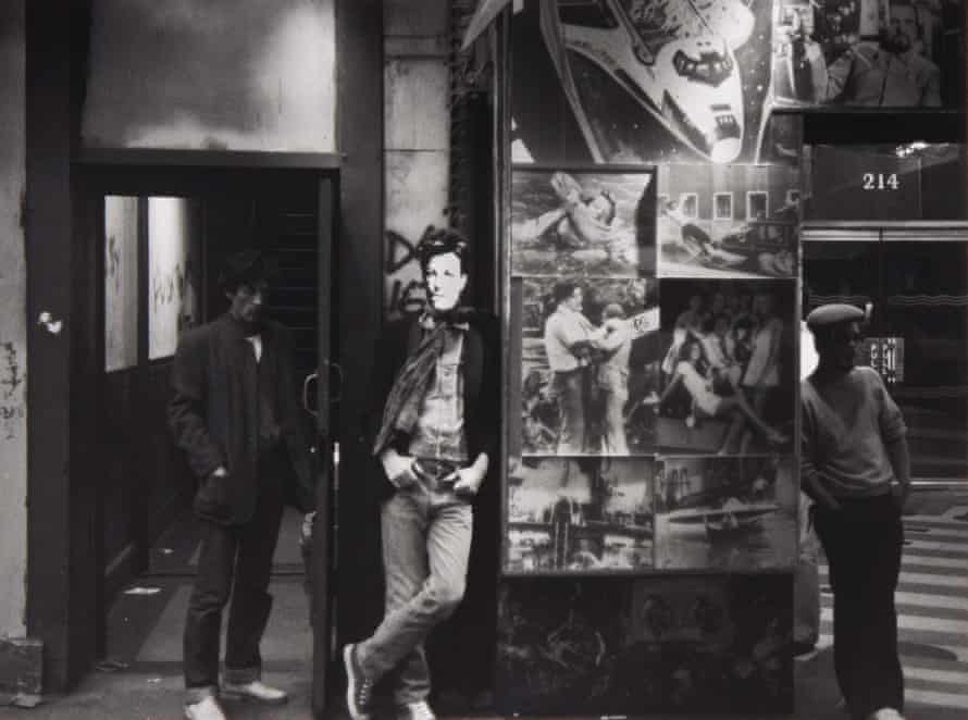 From the series Arthur Rimbaud in New York (1978-79)