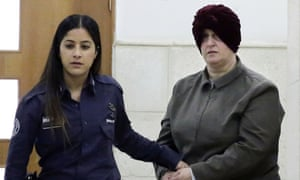 Malka Leifer is brought to court in 2018. The former Melbourne school principal has lost her bid in a court in Israel to prevent further psychiatric examination.