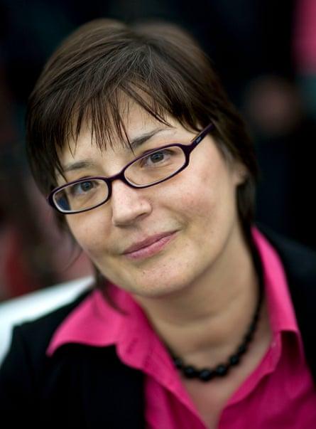 Peston's wife, the novelist Siân Busby, died in 2012.