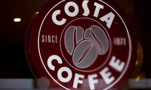 A Costa coffee shop in Mapperley, Nottingham.