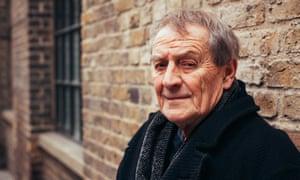 Poet and playwright Tony Harrison