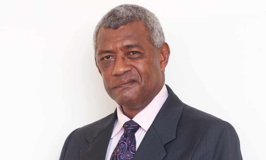 Pio Tikoduadua, the president of the National Federation Party.