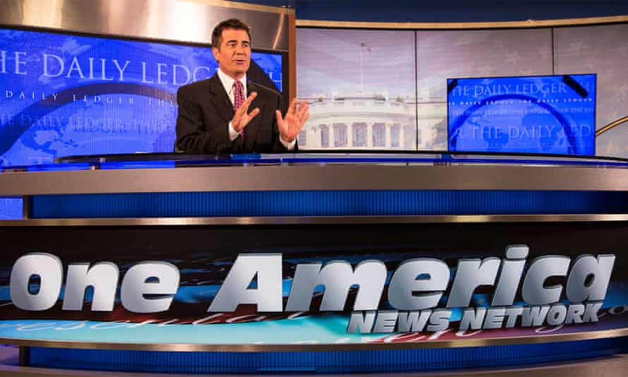 One America News Network - Graham Ledger from The Daily Ledger