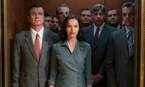 Felicity Jones stars as Ruth Bader Ginsburg in On the Basis of Sex. Ginsburg's legacy will endure, but it's questionable as to whether this film will survive with her.