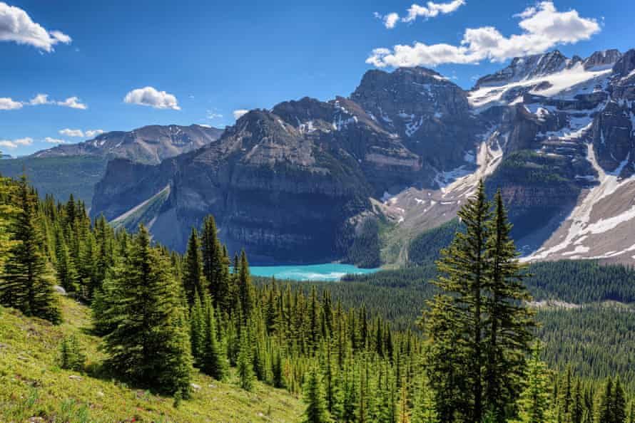 Last year, Banff, attracted 4.18 million visitors.