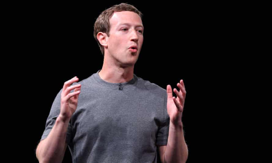 The US election is partly responsible for Facebook's gains, and CEO Mark Zuckerberg told investors he is 'proud of the role' Facebook has played.