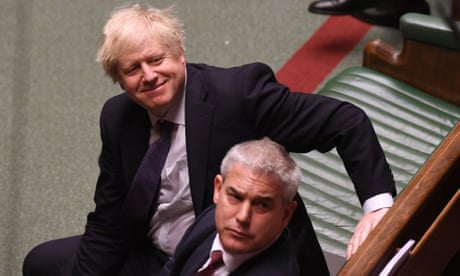To Johnson, the Brexit spoils. And the amnesia