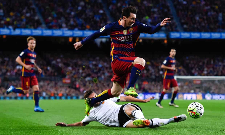 Video: Barcelona vs Valencia