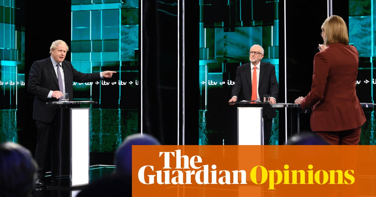 Johnson and Corbyn fail to land blows in second-rate light entertainment | John Crace