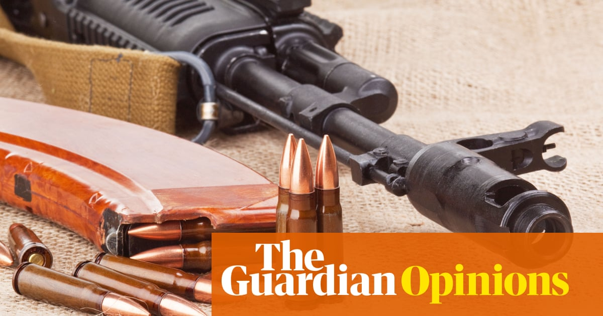 writing gun