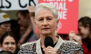 Kerryn Phelps went to Kings Cross police station on Wednesday after the latest abusive emails began arriving in constituents' mailboxes