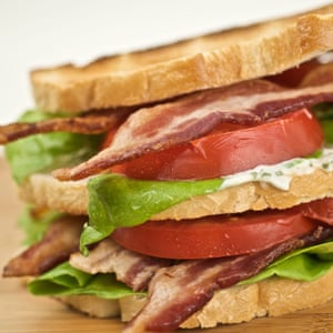 The BLT should always have hot ingredients, but can three slices of toast be acceptable?