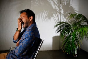 Nazeem Hussain prefers racist people in the country than in the cites: 'You know where you stand with them.'