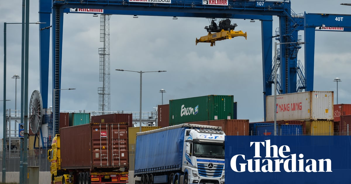 EU agrees to delay Brexit meat checks in Northern Ireland