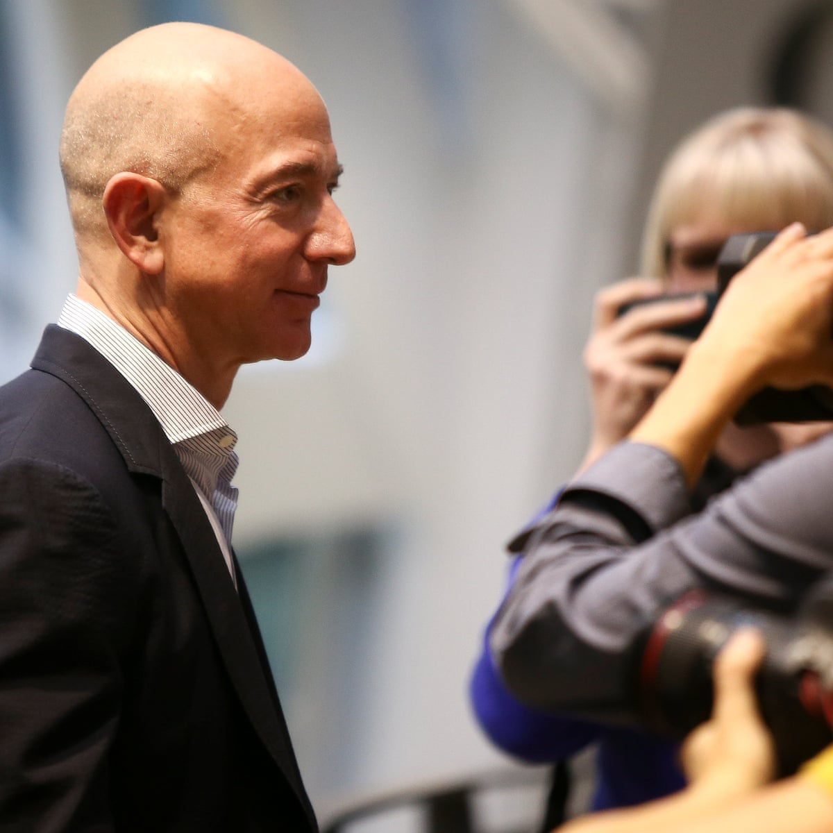 Jeff Bezos: the boy who wanted to ...