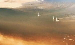 Lake Eyre yachts