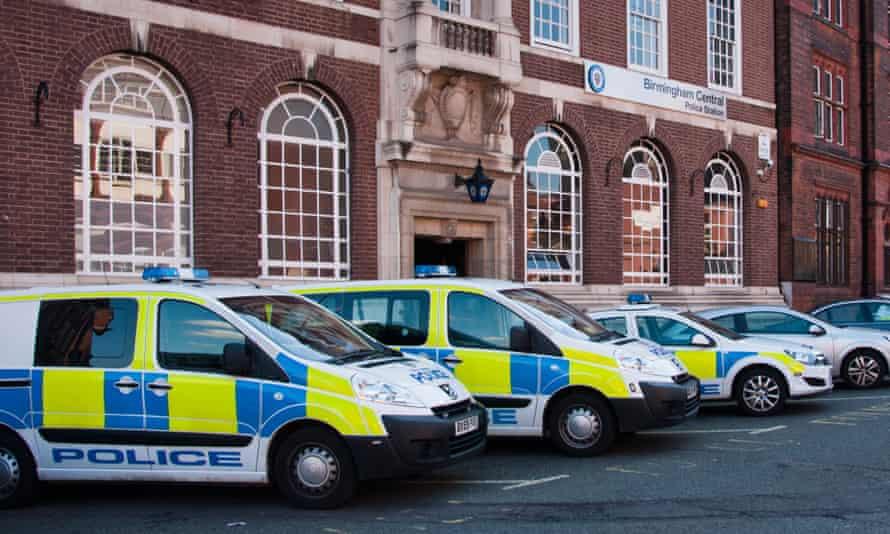 Birmingham police station