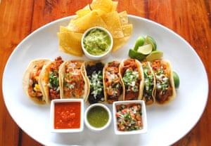 La Casa de los Tacos, Mexico.