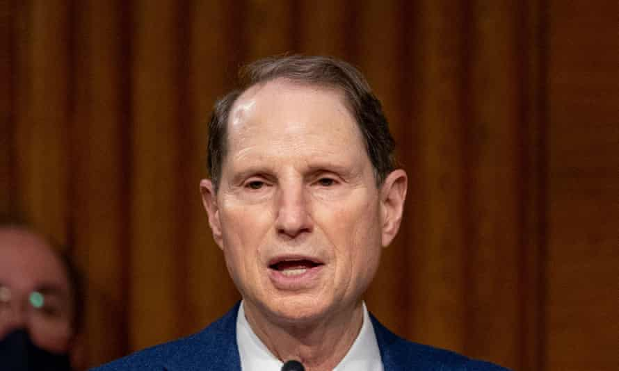 """Senator Ron Wyden said US should not """"be in the business of selling weapons to governments with a track record of using them to commit atrocities""""."""