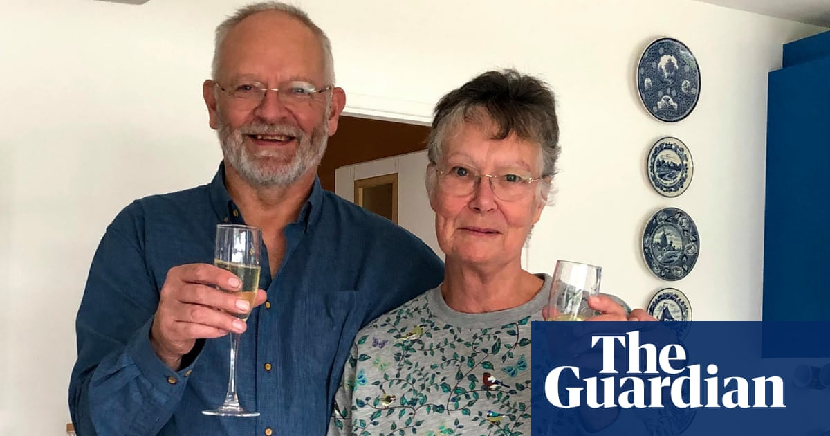 How we met: 'It was love at first sight – for me'