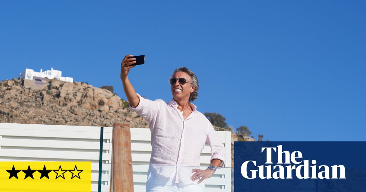 Greed review – Steve Coogan gleams in knockabout satire of the mega-rich