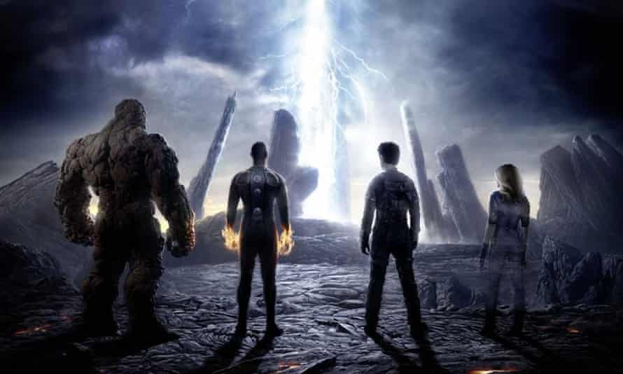 Fantastic Four: fancy a slow-building origin story and little else?