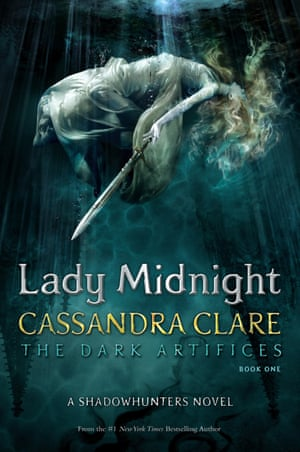 Lady Midnight cover by Cassandra Clare