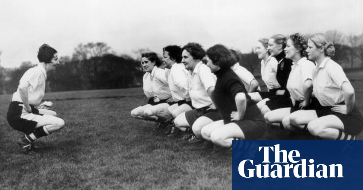 Big bold statement: National Football Museums path to gender equality | Suzanne Wrack