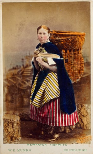 Newhaven fishwife, 1860s