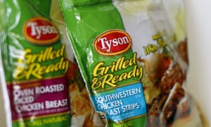 Tyson food product