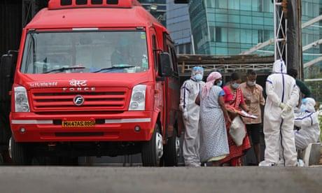 Cyclone Nisarga: India evacuates 100,000 as Mumbai awaits historic storm