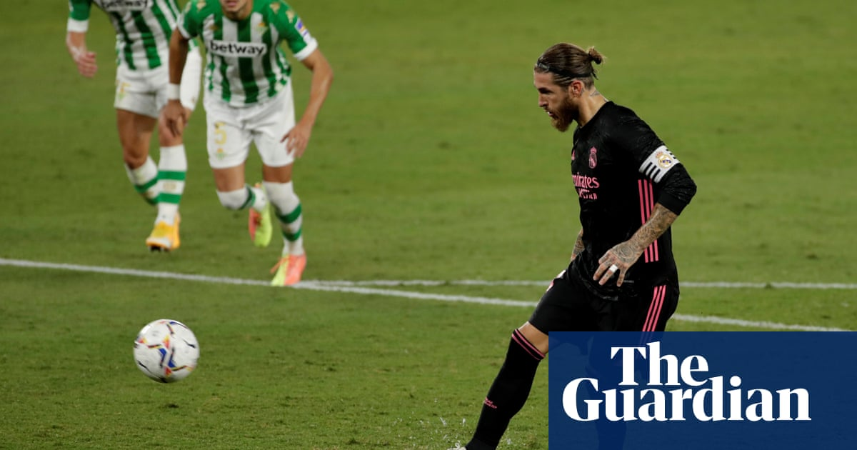 European roundup: Real Madrid come from behind to win at 10-man Real Betis