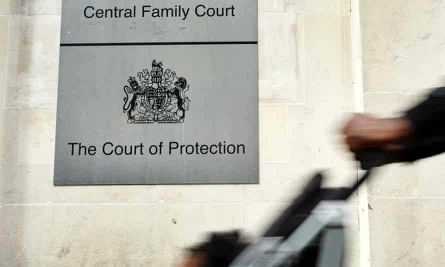 Central family court in London