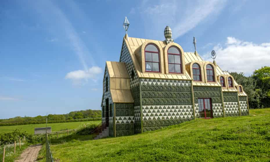 Grayson Perry's House for Essex.