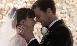 Dakota Johnson & Jamie Dornan Film: Fifty Shades Freed