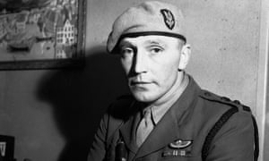 The SAS came of age under the command of Paddy Mayne.