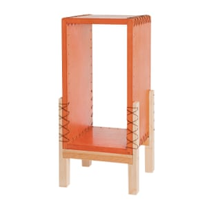 Wooden side table, £150, by Estúdio Mulato, lusophile.co.uk