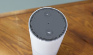 Coming to a kitchen table near you: Amazon's Echo speaker.