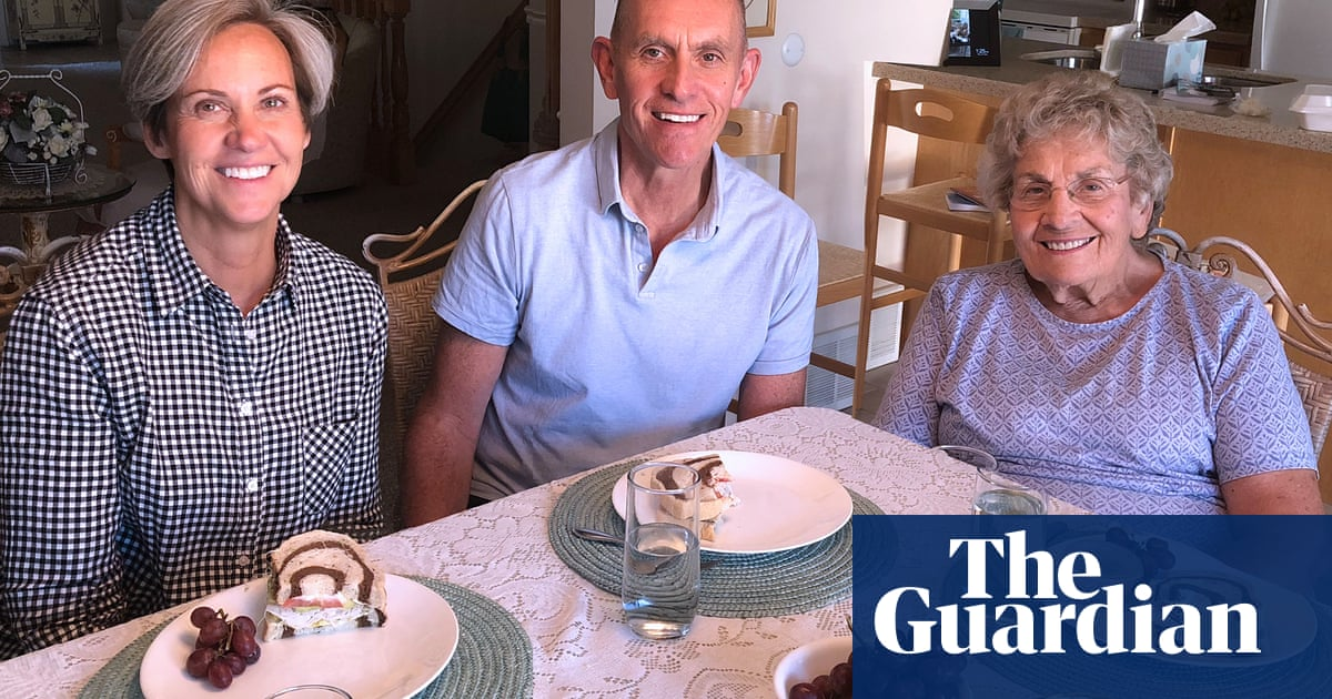 Boomerang boomers: the over-50s moving back in with their parents
