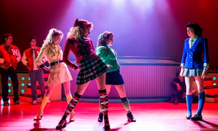 Heathers: The Musical.