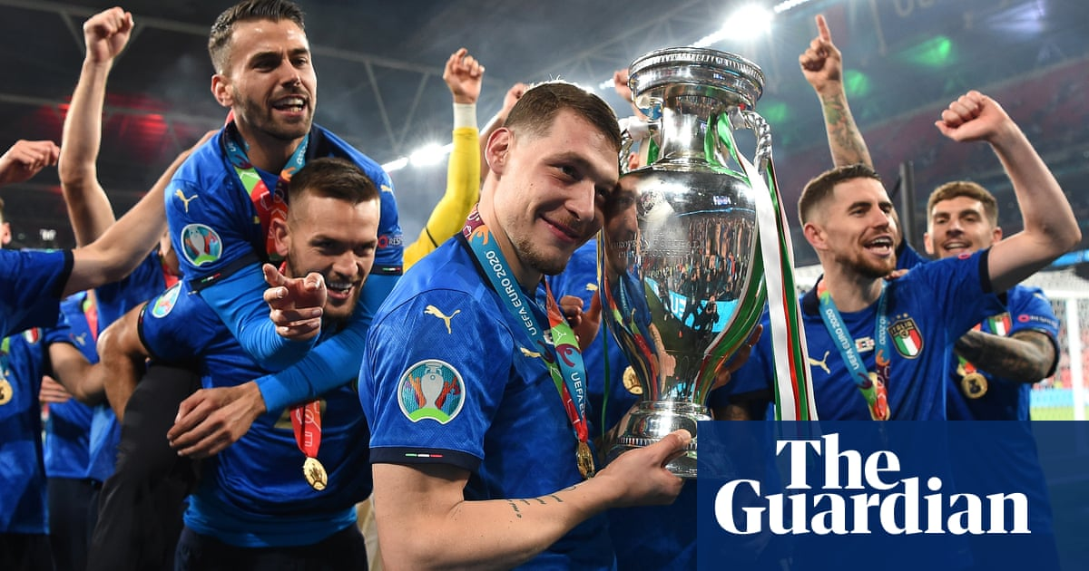 Can Italy's golden sporting summer help to revive the ailing Serie A?